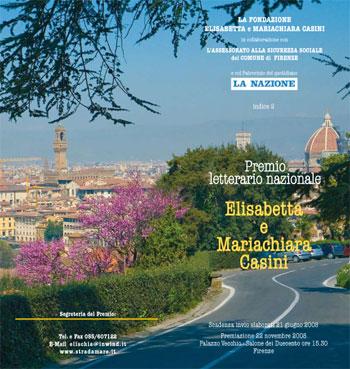 Premio letterario Elisabetta Mariachiara